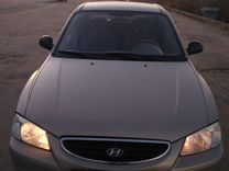 Hyundai Accent, 2007 г., Нижний Новгород