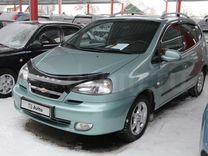 Chevrolet Rezzo, 2006 г., Тюмень