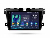 Магнитола Mazda CX7 CC Lite WiFi Android 8.1 — Запчасти и аксессуары в Ульяновске
