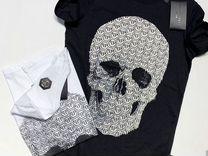 Philipp plein новая футболка — Одежда, обувь, аксессуары в Санкт-Петербурге