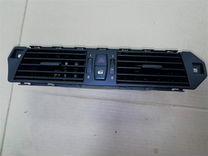 Дефлектор печки средний BMW E60