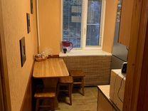 3-к квартира, 57 м², 1/4 эт.