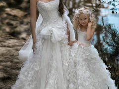 Вязаный сарафан спицами для девочки 5 лет модно носим