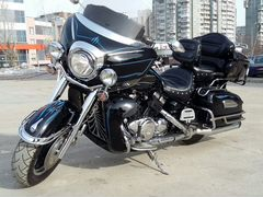 Yamaha XVZ 1300 royal star midnight venture