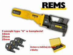 Электрический rems power press SE для профи
