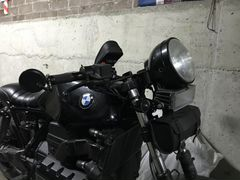BMW K100 cafe racer Old school оптика
