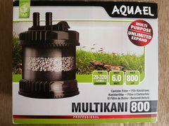 Внешний фильтр для аквариума Aquael Multi Kani 800