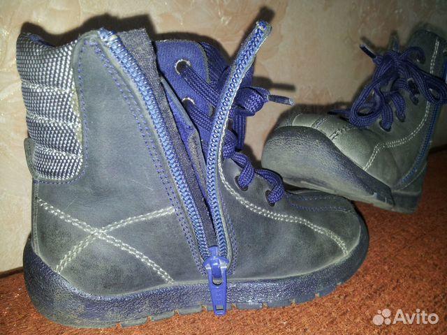 Детские ботиночки 23 размера 89147776807 купить 1