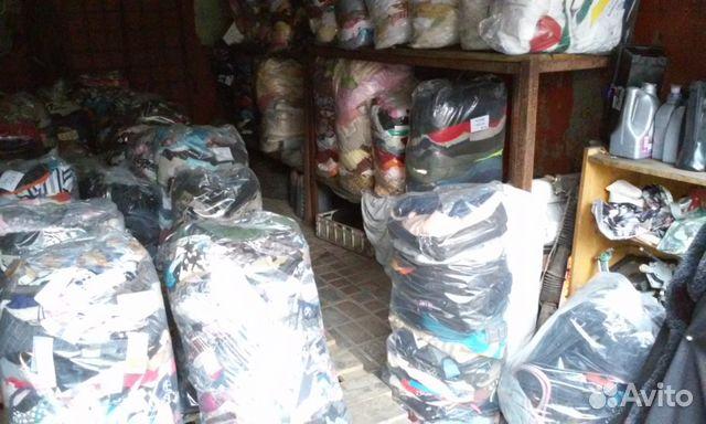 162ba0e2c0c6 Секонд хенд и сток оптом купить в Калининградской области на Avito ...