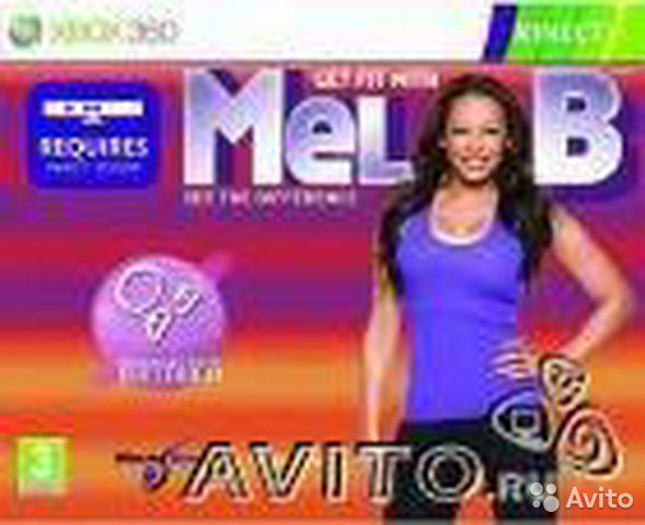 Get Fit With Mel B (Xbox 360 Kinect)— фотография №1