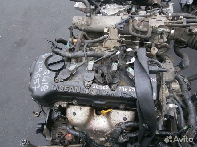 nissan wingroad двигатель