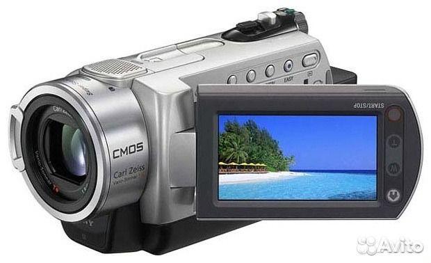 видеокамера sony sr-300: