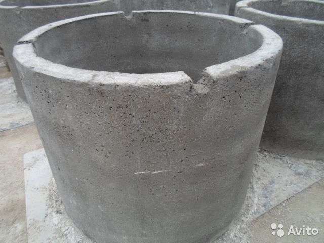 изделия из бетона фото