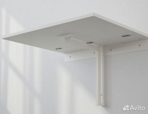 Стол откидной стенного крепежа
