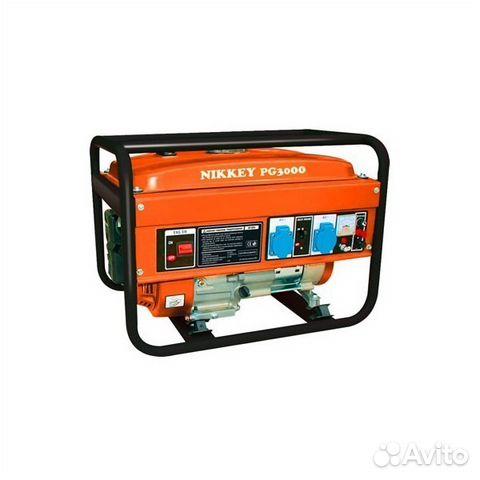 Генератор бензиновый nikkey генератор бензиновый hhy3000f отзывы