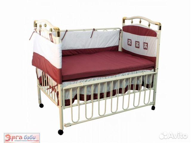 Кроватка geoby
