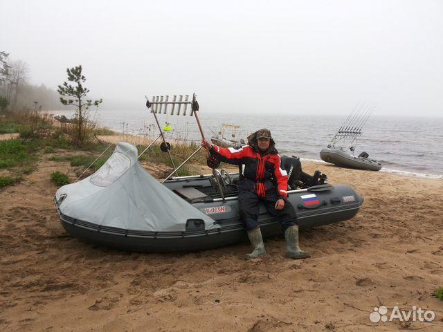 титан 440 лодка в спб