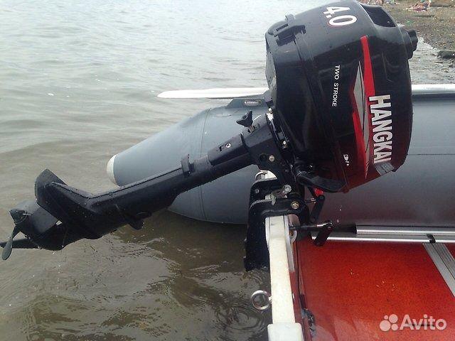 купить подвесной мотор на лодку пвх в россии