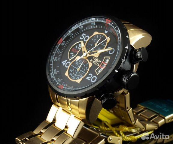 Мужские часы наручные Aviator в Москве