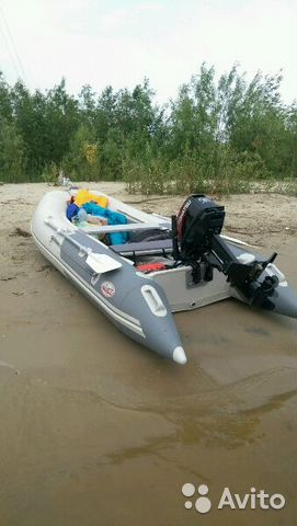 моторная лодка лянтор