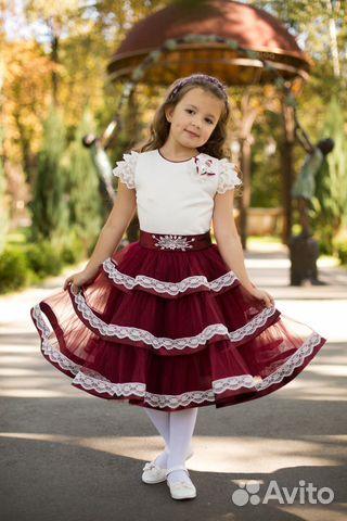 Авито волгоград детская платья