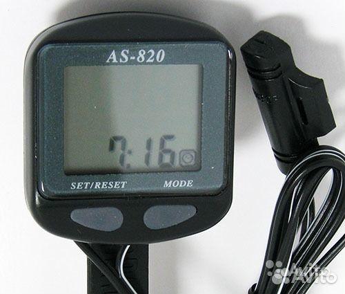 Велокомпьютер Ас 820 Инструкция - фото 11