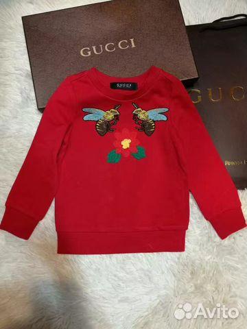 Кофта (свитшот) Gucci   Festima.Ru - Мониторинг объявлений 18b52acc07d