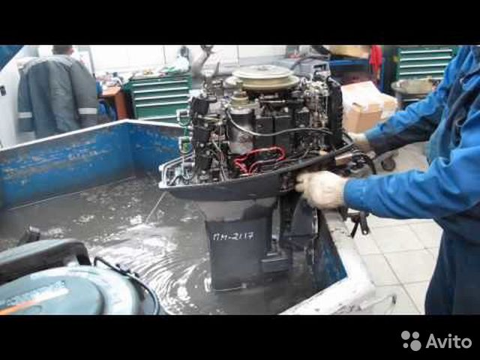 тех обслуживание и ремонт лодочных моторов