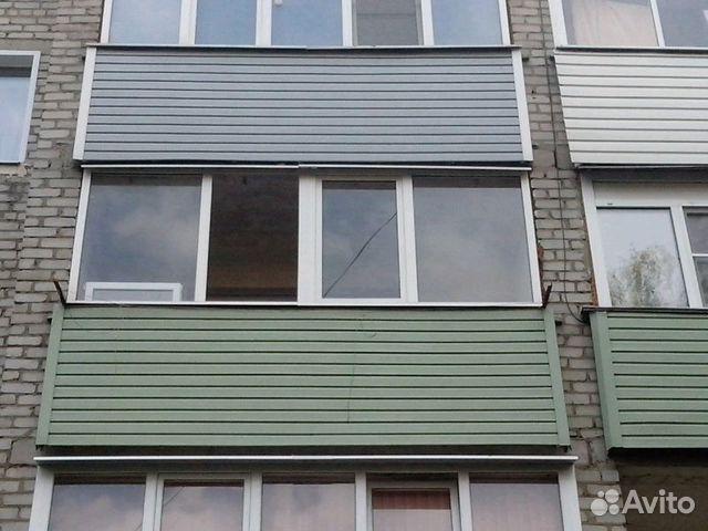 Оконный блок для балкона купить в тамбовской области на avit.