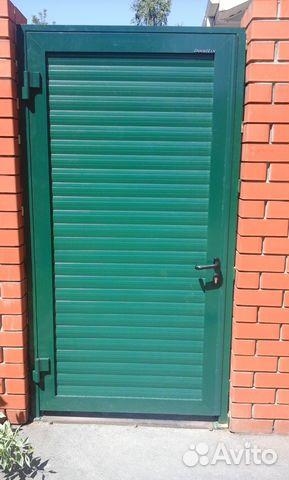 Промышленные двери и ворота в Борисоглебске