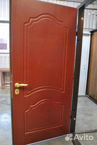 продажа металлических дверей сергиев посад