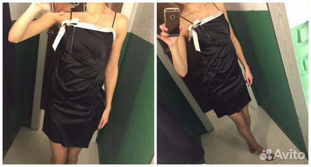 154dbc236c3 Стильное брендовое платье naf naf купить в Брянской области на Avito ...