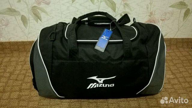 3d07c525be6e Спортивная сумка mizuno PR350 90 team holdall larg | Festima.Ru ...