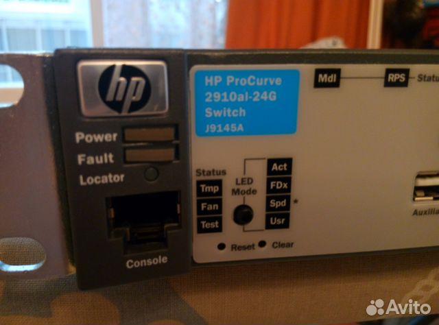 Коммутатор HP Procurve 2910al-24G (J9145A)
