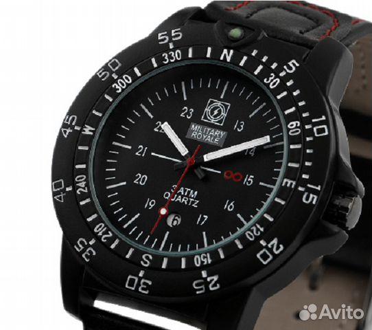 566ee811 Мужские военные часы Military Royale MR080 | Festima.Ru - Мониторинг ...