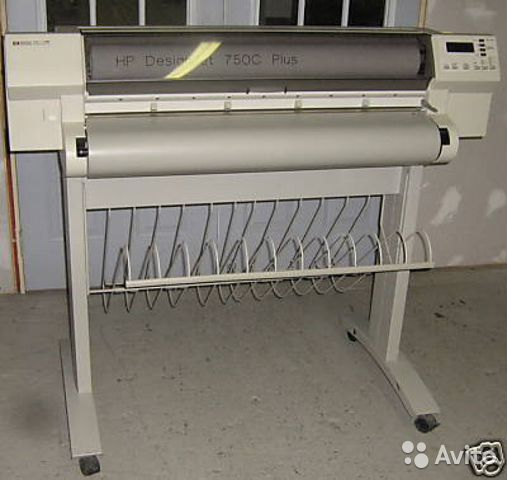 HP DESIGNJET 750C PLUS PLOTTER TREIBER