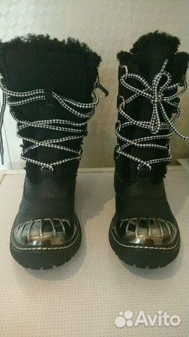 71cd668e39bb Miu miu зимние новые ботинки   Festima.Ru - Мониторинг объявлений