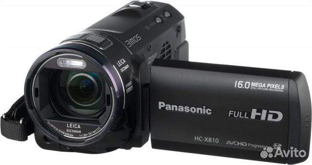 Panasonic hdv flash hc x810 - ремонт в Москве вспышка sigma ef-610 dg st for nikon - ремонт в Москве