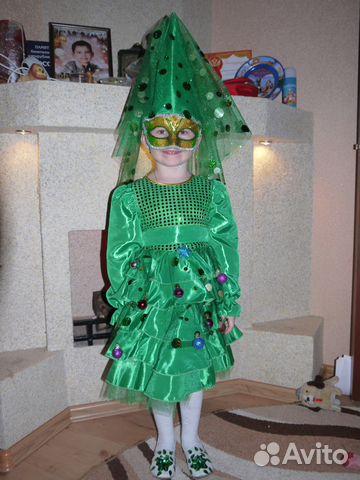 Новогодний костюм б у белгород