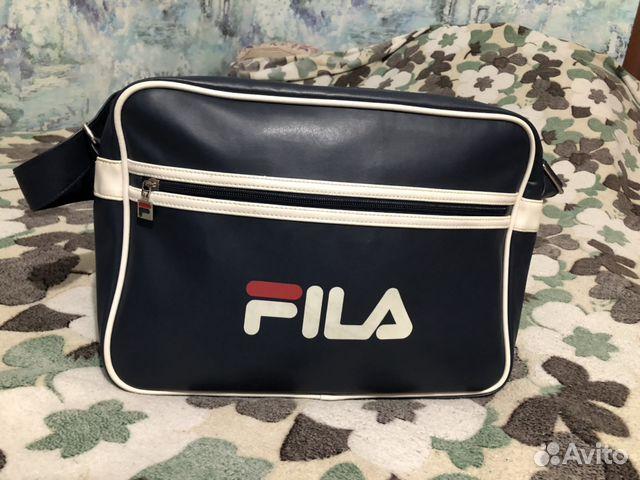 560d5f303705 Спортивная сумка fila   Festima.Ru - Мониторинг объявлений