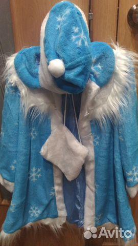 Продам карнавальный костюм Снегурочка 89133213725 купить 1