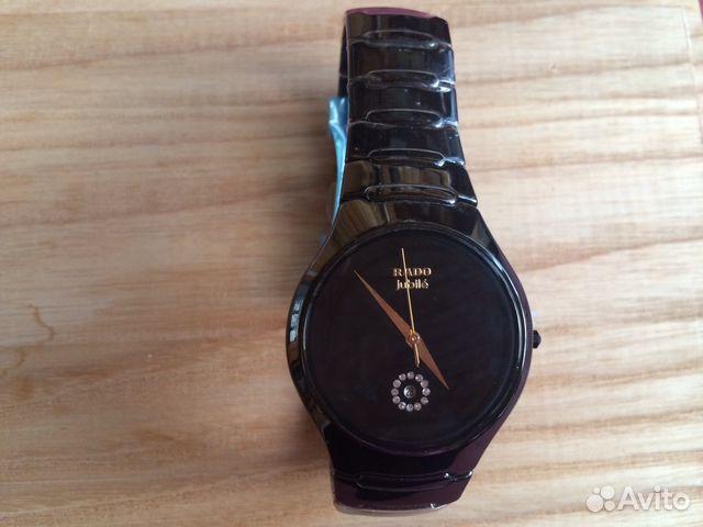 Купите ремешки для часов rado с быстрой доставкой по москве и регионам россии.