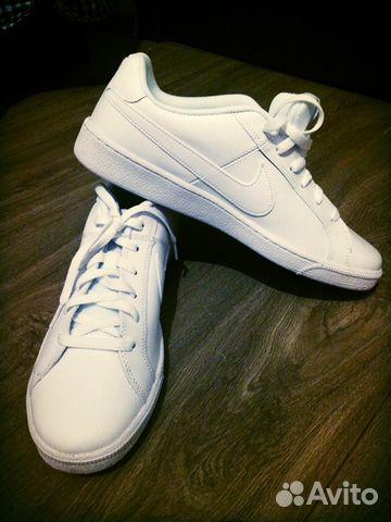 a0336a46 Белые кроссовки Nike   Festima.Ru - Мониторинг объявлений