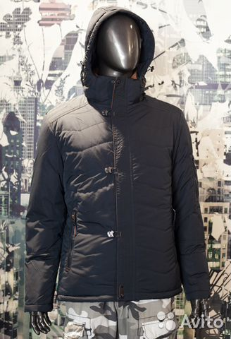Куртка saz холлофайбер купить в Санкт-Петербурге на Avito ... ab8651564ff