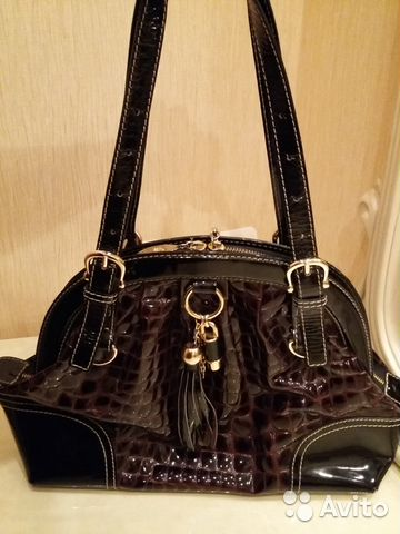 950b8e5a05d0 Шикарная сумка из натуральной кожи (Италия) купить в Краснодарском ...