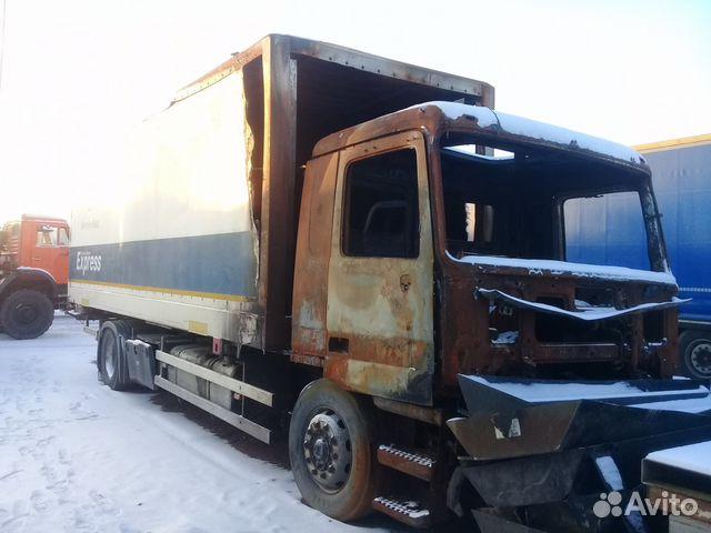 97592d7565311 Mercedes actros 18.31 Грузовик 2003г купить в Санкт-Петербурге на ...