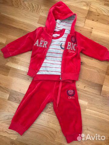 d47489f49b43 Детский велюровый костюм. Турция   Festima.Ru - Мониторинг объявлений