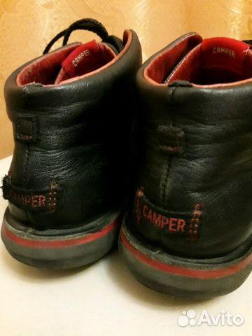 97ea9d9e Весенние ботинки Camper купить в Московской области на Avito ...