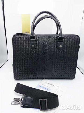 41360fdc Мужская сумка Bottega Veneta кожа art2 | Festima.Ru - Мониторинг ...