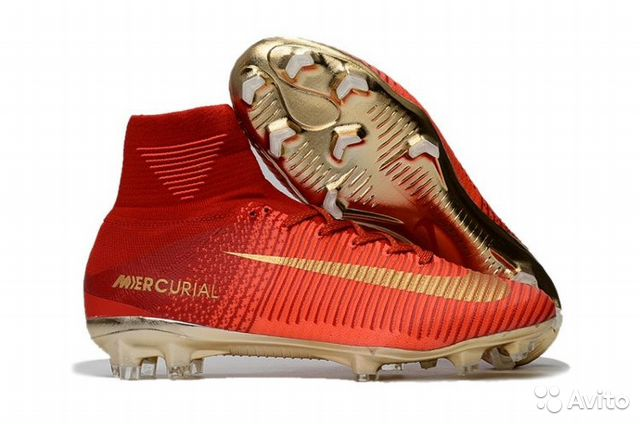 ad194f72 Профессиональные бутсы Nike Mercurial CR7 купить в Москве на Avito ...